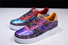 "reputable site 76c9e fe5f1 ""Sager Strong"" NikeiD Air Force 1 Low Craig Sager - Air Force - Nike"