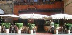 Recommended eating in Rome; near the Spanish Steps.  anyone eaten here?