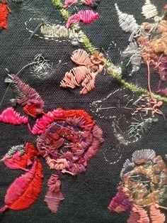 #handembroidery #stitch