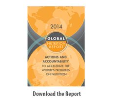 2014 Global Nutrition Report #ICN2