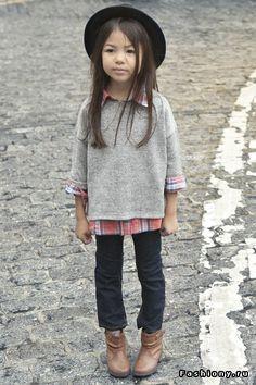Детки на улицах