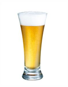 DUROBOR PILSENER - Crystal Direct Beer Glass 340 ml