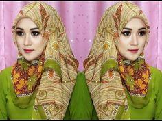 TutoriaHijab Pesta, Hijab Kndangan,hijab Wisuda 1 - YouTube