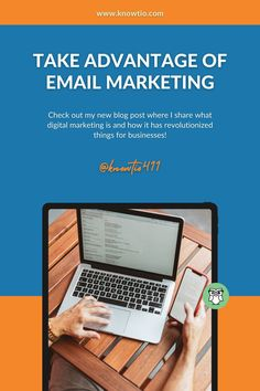 Marketing through email is still one of the easiest ways to get in touch with your audience. Check out my new blog post where I share what digital marketing is and how it has revolutionized things for businesses! #knowtio #knowtio411 #socialmediablogger #emailmarketing #digitalmarketing #businessservices #socialmediamanagement #servicesforsmallbusiness #socialmediatools #digitalmarketingtools #communicate #growaudience #socialguru #digitalrevolution #newworld #digitalworld Sales And Marketing Strategy, Marketing Tactics, Innovation Strategy, Digital Revolution, How To Influence People, Cubicle, Digital Technology, Digital Marketing, Management