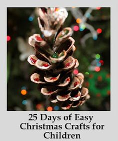 Free Christmas Crafts for Kids E-book