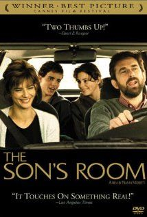 The Son's Room. By/starring Nanni Moretti. Beautiful film.