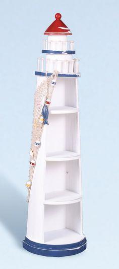 light house shelf idea