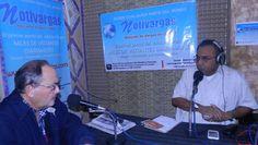 """Entrevista a Felipe Mujica en Radio """"Vargas Hoy"""" 91.3 FM"""