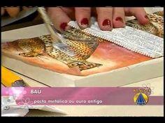 BAÚ DOURADO- PARTE 1 - YouTube