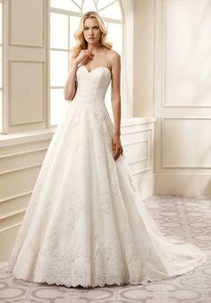 Eddy K EK1063 A-Line Wedding Dress