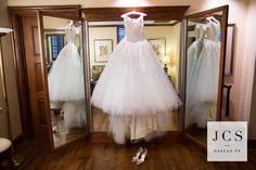 Custom gown by Patti Flowers