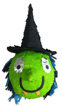 witch pinata from www.pinataspinatas.com