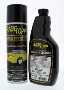 Convertible Top Cleaners (Hard & Soft) for Extreme Care