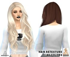 Hair retexture / Stealthic Prisma / 42 colors