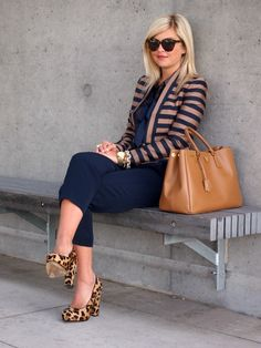 Interview with Canada's Fashion Blogger Krystin Lee #fashion #blogger #canada