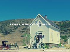Yep! Little House on the Prairie.
