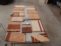 Mini boards feitas sob encomenda de Leslie