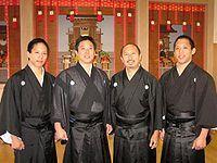 Tenrikyo - Monotheistic Japanese faith - Wikipedia, the free encyclopedia