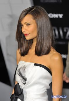 the Lob (long bob) - Thandie