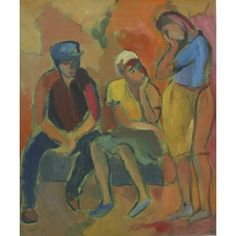 View Three figures in conversation by Kenneth Baker on artnet. Browse upcoming and past auction lots by Kenneth Baker. Conversation, Third, Gallery, Artist, Artwork, Alice, Painting, Work Of Art, Auguste Rodin Artwork