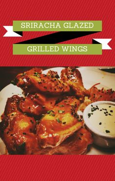 Dean Sheremet prepared a temptingly sweet and spicy batch of his Sriracha Honey Glazed Grilled Wings on The Talk, and you can try the recipe on your grill! http://www.foodus.com/the-talk-dean-sheremet-sriracha-honey-glazed-grilled-wings-recipe/