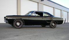 1968 Hemi Super Bee, 1 of 5 Black on Black