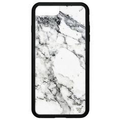 Marble iPhone 7 Plus Case ($37) ❤ liked on Polyvore featuring accessories and tech accessories
