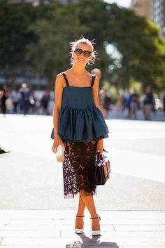 Fashion week- NewYork spring-summer 2015