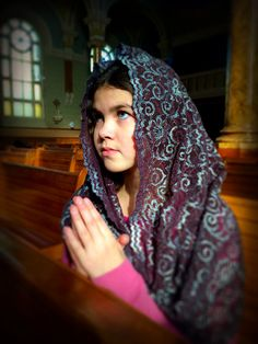 Catholic Mantilla Veil, Ideal Catholic Gift