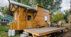 Teen Saves Money For Old Camper, Transforms It Into A Cozy 'Glamper' For Her And Her Friends