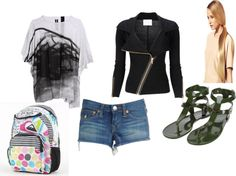 """""""Untitled #36"""" by alyssaroxx ❤ liked on Polyvore"""