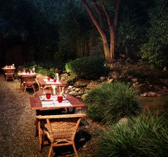 Beautiful hidden garden restaurant in Milan - Innocenti Evasioni, Milano -