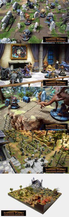 """Scenery Planet - """"8-bit Adventure"""""""