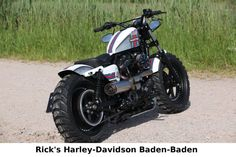 Harley-Davidson Sportster XL1200X Forty Eight 48 Ricks als Chopper/Cruiser in Baden-Baden