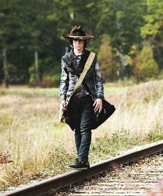Chandler Riggs (Carl) I found some GREAT Walking Dead items for sale here: https://www.ioffer.com/selling/officer1963?query=WALKING+DEAD