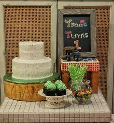 Ysaac's Hansel and Gretel Themed Party – Sweet Treats
