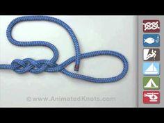 Braid a Single Rope | How to Braid a Single Rope - YouTube