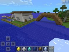 how to build a awesome house in minecraft pe creative