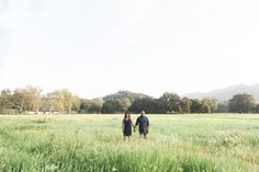 Malibu Creek State Park Engagement Session by Sarina Love Photography