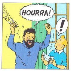 Tintin, Herge j'aime
