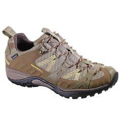Merrell® Womens Siren Sport 2 Waterproof Trail Shoes at Cabelas Trail Shoes, Trail Running Shoes, Best Hiking Shoes, Hiking Boots Women, Sport 2, Waterproof Shoes, Merrell Shoes, Hiking Gear, Backpacking Tips