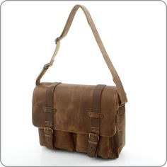 Hunter - Dan Laptop - Vintage Tan