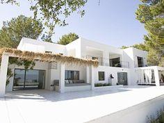 Villa in Es Cubells http://www.homeaway.nl/vakantiewoning/p412357
