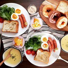 くるみデニッシュを少し焼いたらサクッと美味しい#朝ごパンˇˇ  #おうちごはん#朝ごはん#breakfast#doughnut#food#foodie#instafood#japanesefood by yuchan611