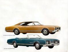 Auto Brochure Olds '67