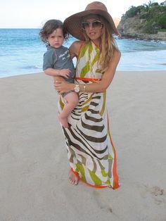 Summer Fridays: On Vacation with Rachel Zoe