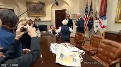 Real-Life Rosie The Riveters Finally Get White House Visit -- And Steal A Presidential Kiss! (VIDEO)