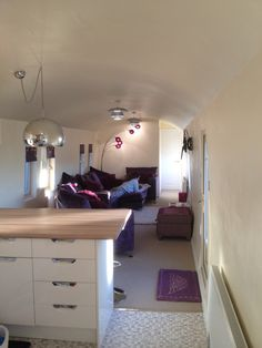 Our 1953 railway carriage conversion