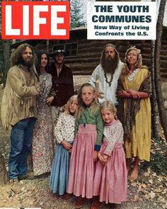 THE YOUTH COMMUNES | Life Magazine