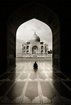 I've been here. 2004 The Taj Mahal and India were incredible experiences!